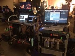 Phantom camera setup