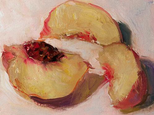Peach Wedges