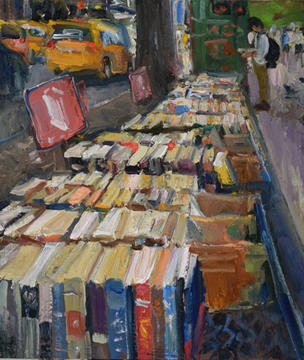 Books, NYC