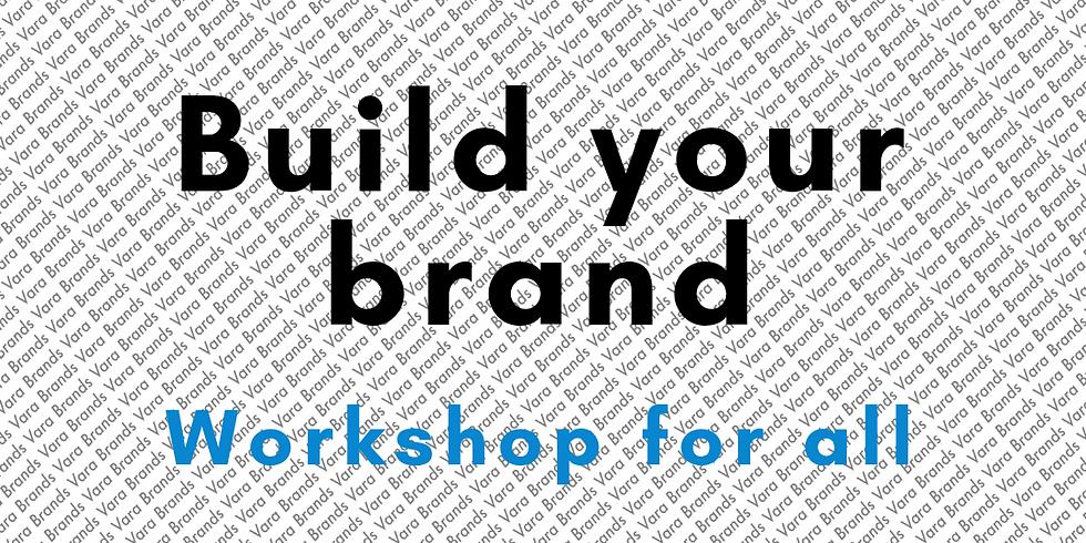 Build your brand workshop