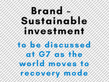 Brand - Sustainable investments