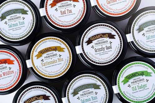 The Mustard Lover Half Box - 6x Mustards
