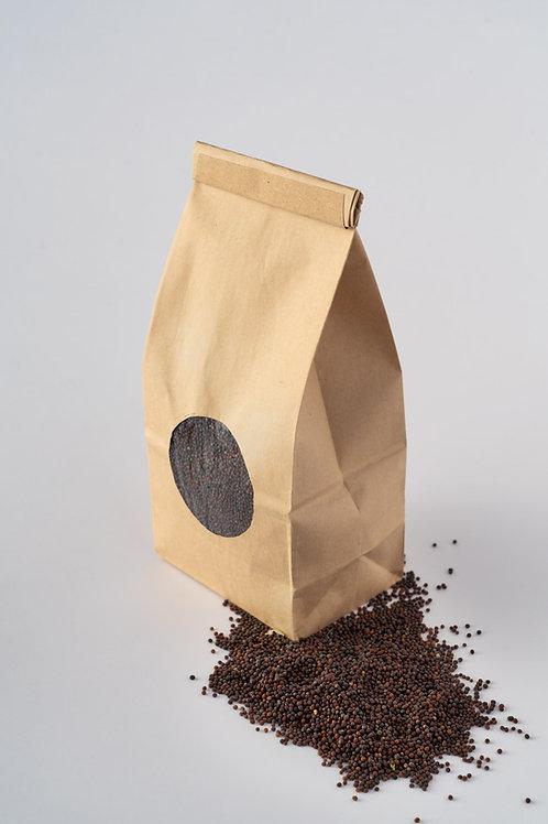 Premium Organic Mustard Seeds - Black
