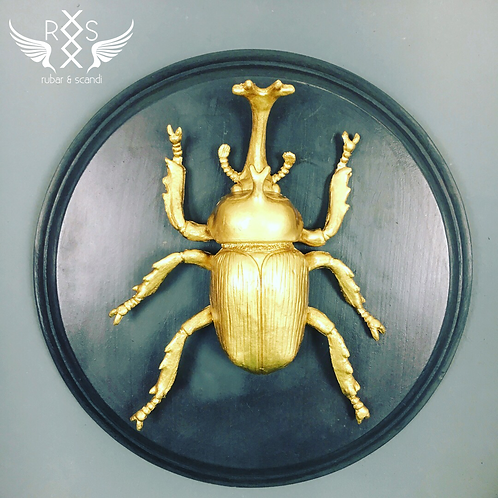 Faux Taxidermy Bugs