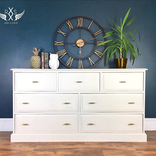 Pine Merchants Chest / Chest of Drawers