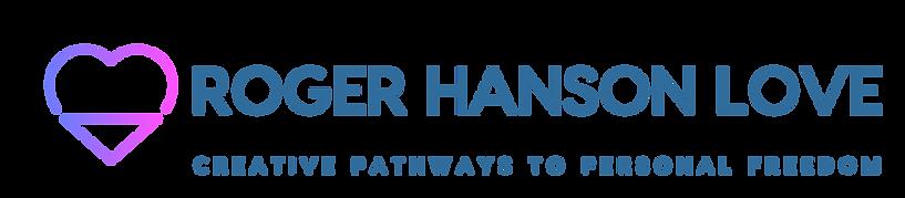 Roger Hanson Love Logo