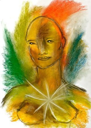 The Cosmic Feminine