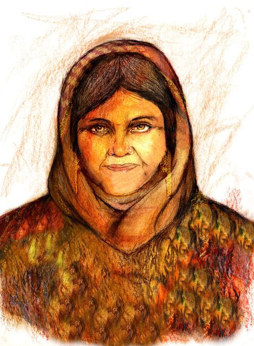 Grandmother Noora