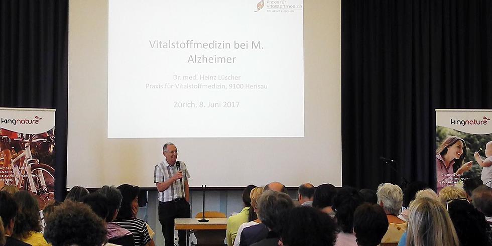 Orthomolekulare Medizin bei chronischen Erkrankungen mit Dr. Heinz Lüscher