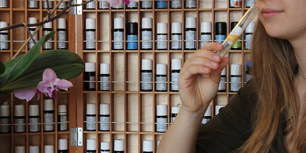 Medizinische Aromatherapie mit Ingrid Karner