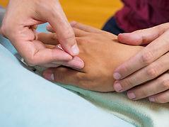Frank Ochinero - Praxis für TCM - Konstitutionelle Akupunktur