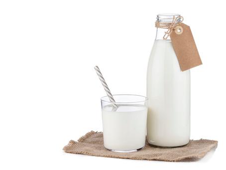 Weniger Milch – mehr Energie