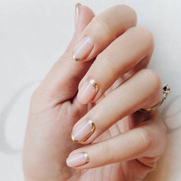 Wedding Manicure