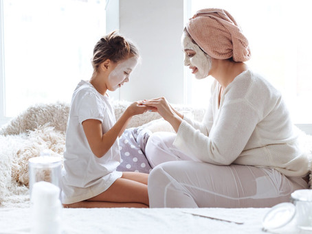 How to Create an At-Home Spa Day with Your Kids