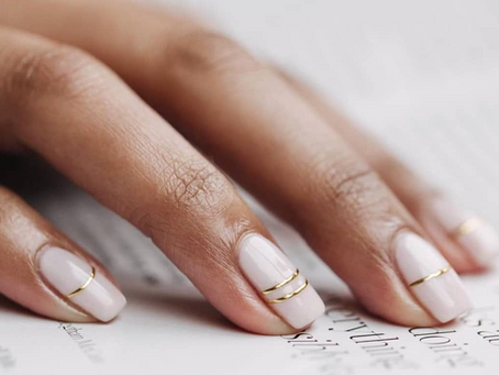 Wedding Nail Ideas for Brides-To-Be