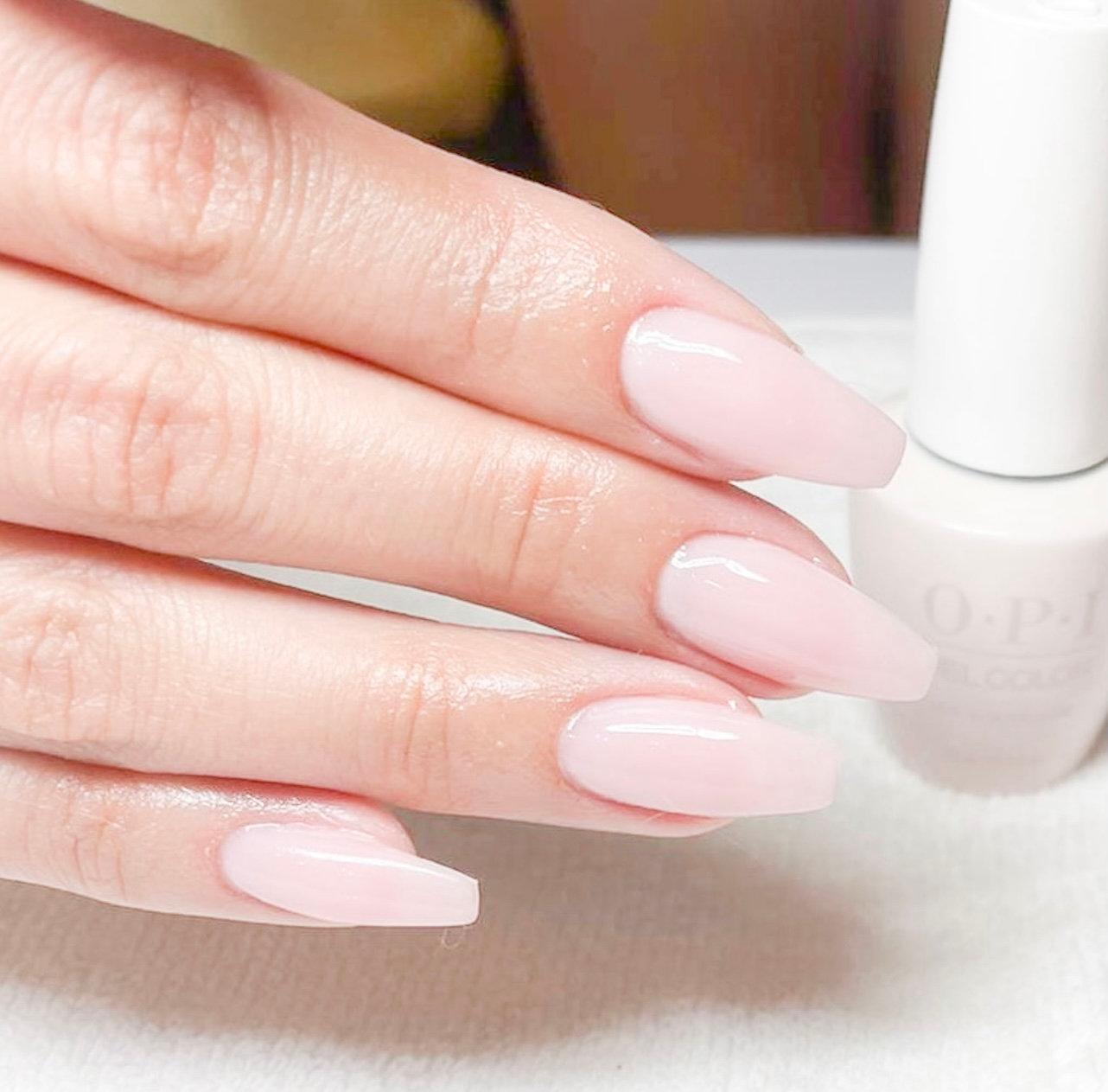 Gel Refill Manicure