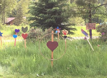 Whole School kids sending love to Passmore Lodge residents