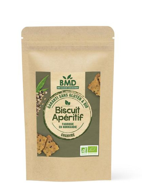 Biscuits Apéritifs Sans Gluten
