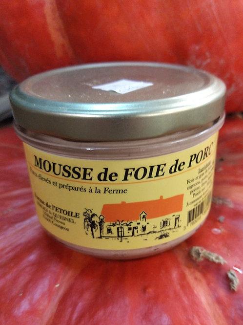 Mousse de Foie de porc 200gr