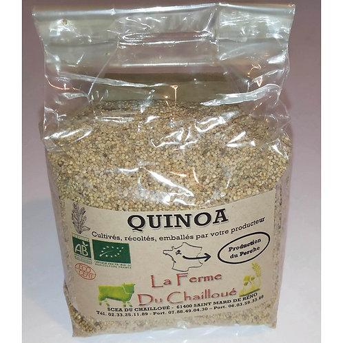 Quinoa du Perche bio