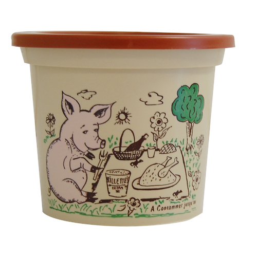 Pot de Rillettes 230gr