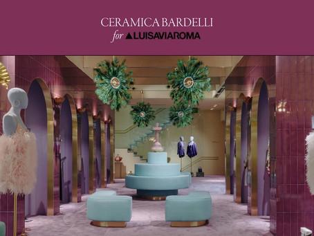 Ceramica Bardelli for LUISA VIA ROMA | Pitti Uomi 2019