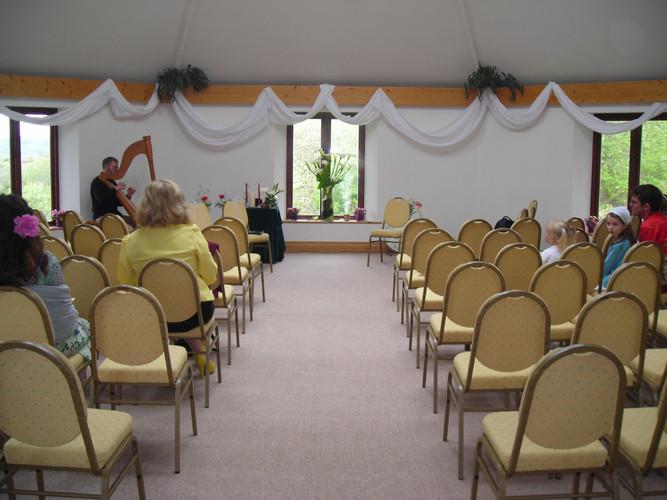 Weddings at An Sanctóir