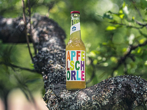 Apfelschorle naturtrüb
