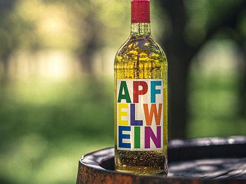 Apfelwein pur - 6er Pack