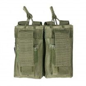 VISM® by NcSTAR® AR DOUBLE MAG POUCH/GREEN