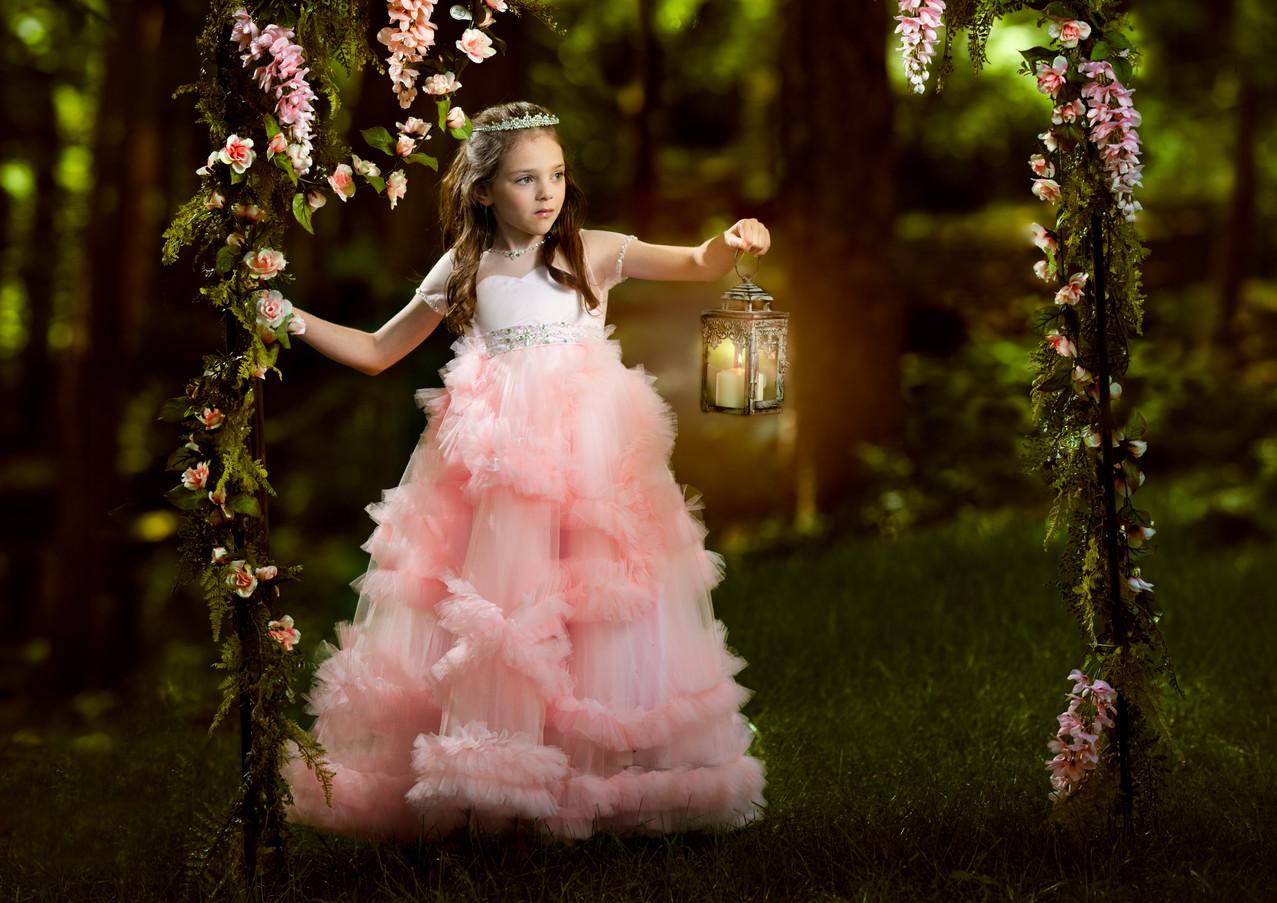 Secret Garden Princess Photography