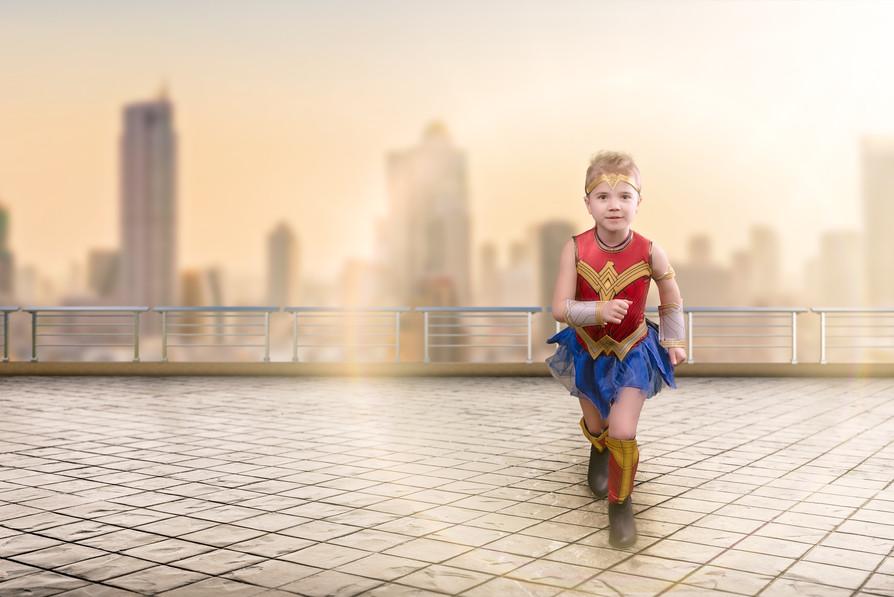 Super Hero Fantasy Picture
