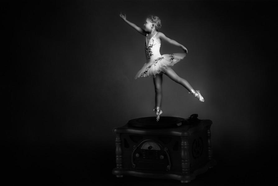 Tiny Dancer fine art themed photographpy