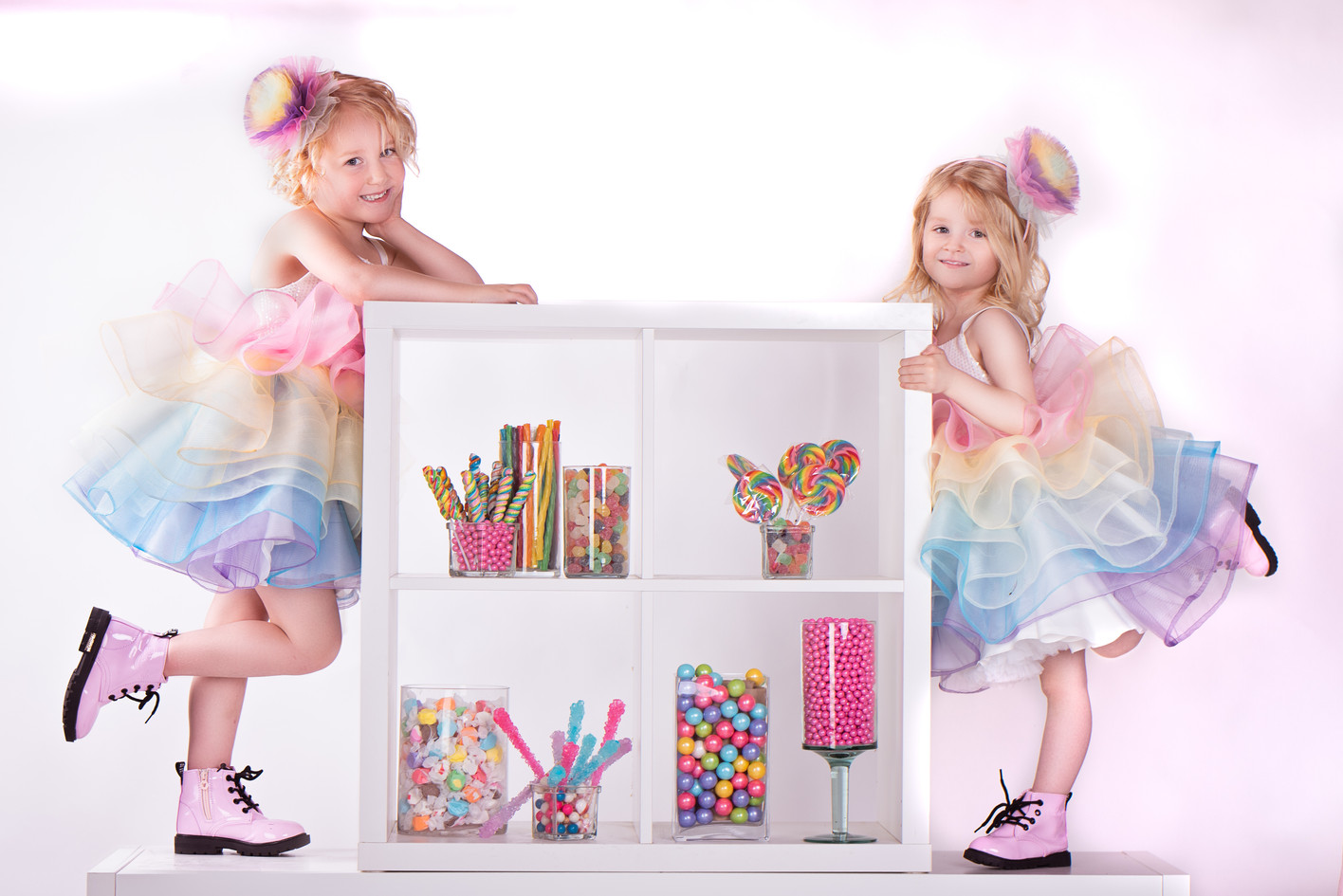 Old Fashioned Candy Shoppe Photo Session