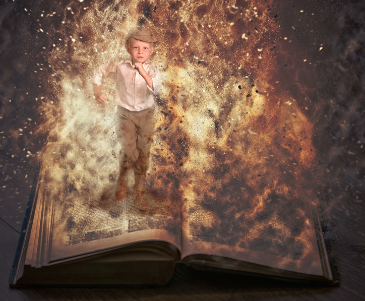 A Book Comes to Life