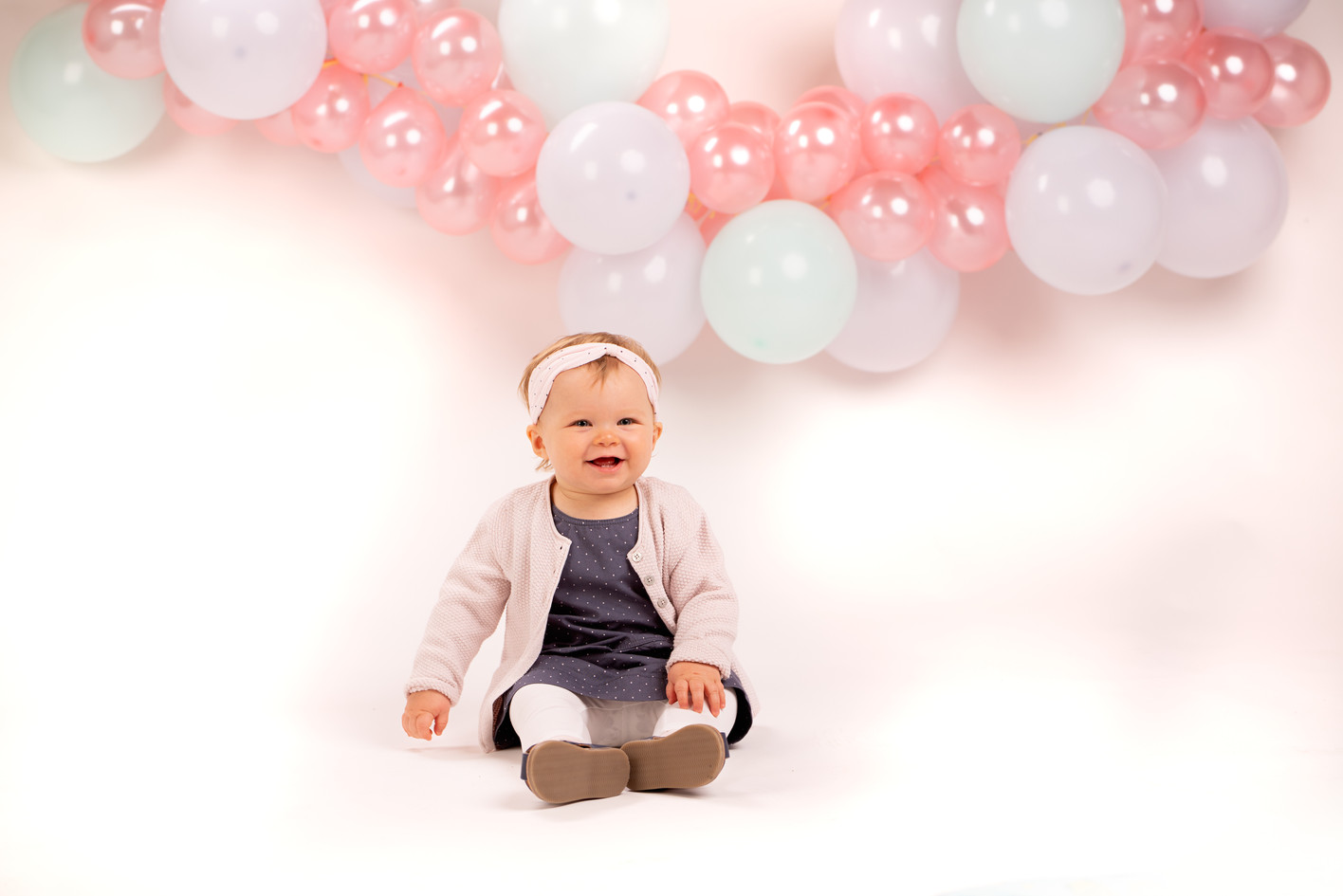 One year old birthday photos