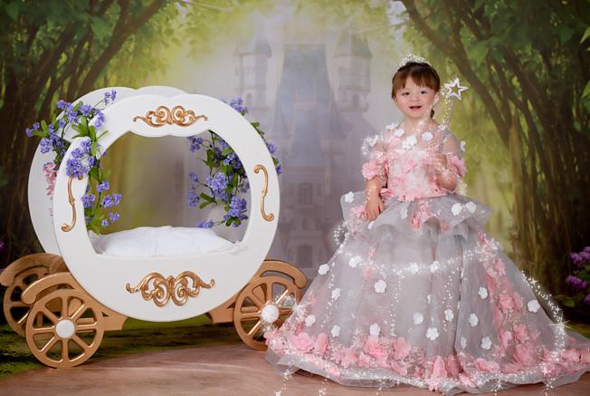 The Rapunzel Dress