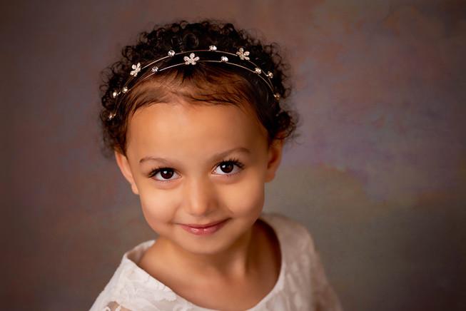 Stunning Child Studio Photography