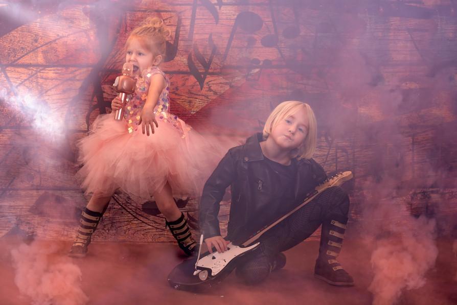 Children Rock Stars