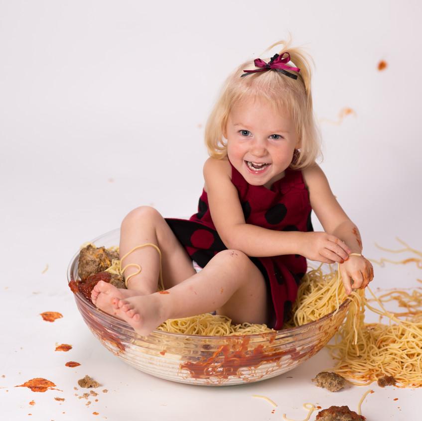 Childrens Food Photography in Lenexa