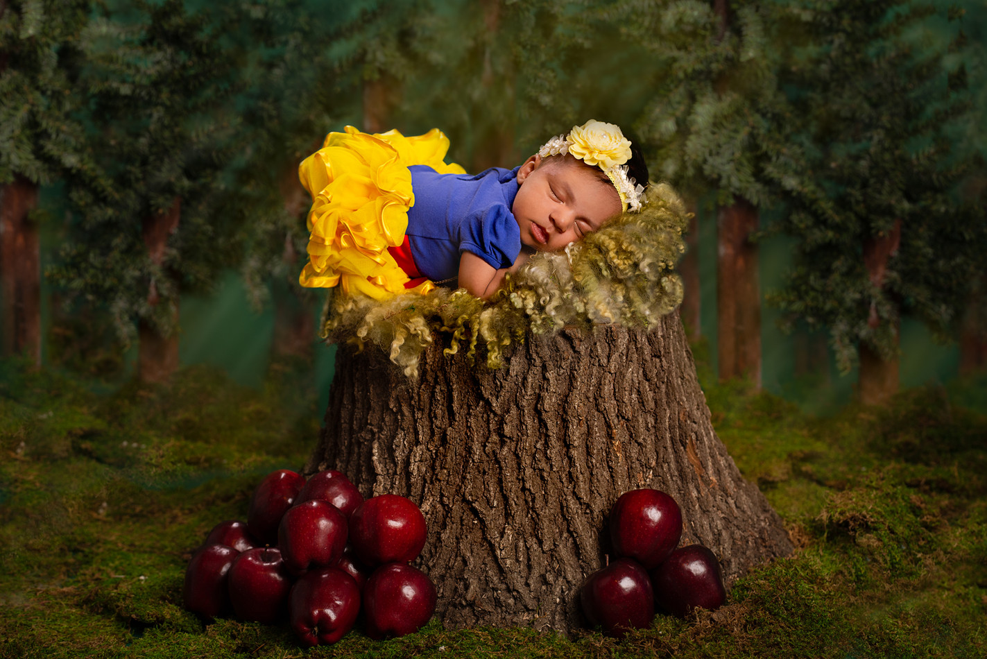 Baby Snow White Picture