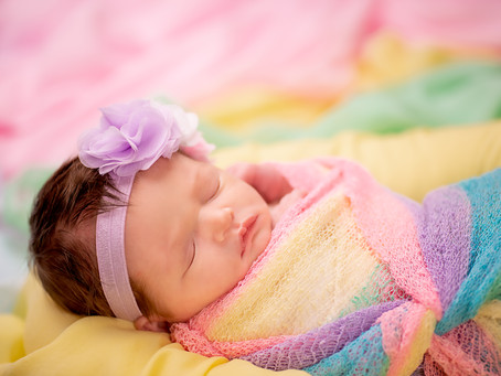 What's Should I Find in a Properly Stocked Newborn Studio?