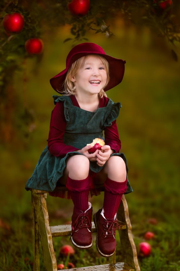 Apple Orchard Fine Art Photographer