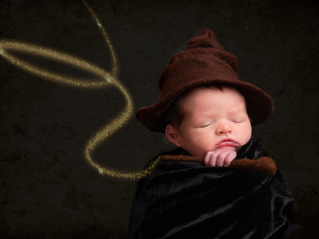 Choosing a Theme for your Newborn's First Photoshoot