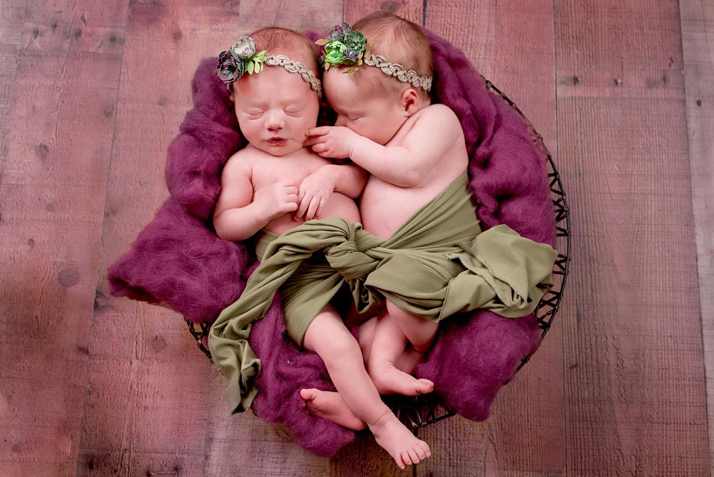 Twin Sisters Wisper Secrets