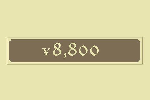 鉢 8,800円