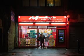 Morley's, Friday Night