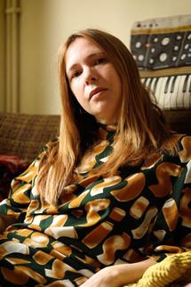 Alice Hubble, keyboardist and singer