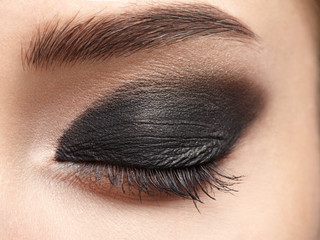 Easy one Step Smokey Eye
