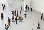 展示スペース-アート
